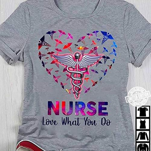 Nurse Love What You Do Covid 19 Shirt